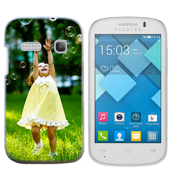 Personalized alcatel one touch pop c3 case