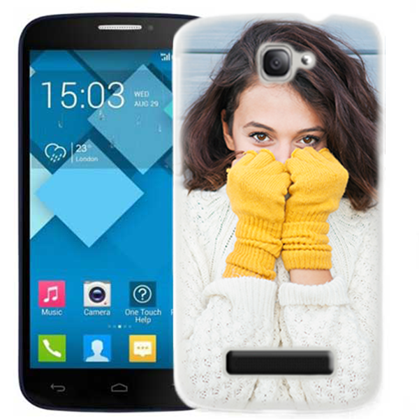 funda personalizada alcatel one touch pop c7