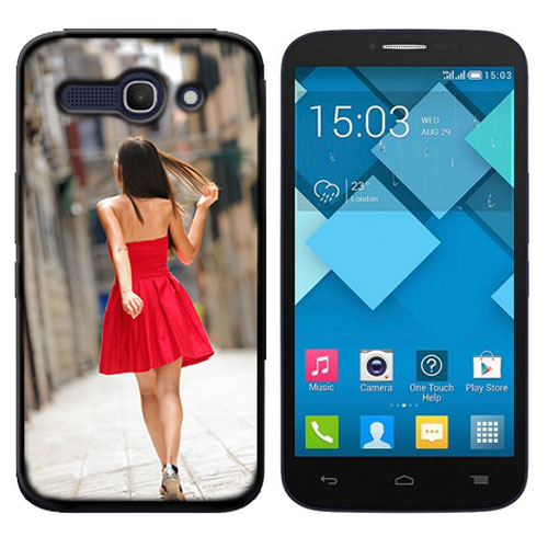 Funda Alcatel One Touch Pop C9 Dura Personalizada Hard Case