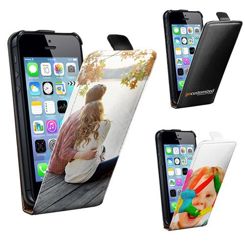 iphone 5 s flipcase h lle selbst gestalten handyh lle. Black Bedroom Furniture Sets. Home Design Ideas