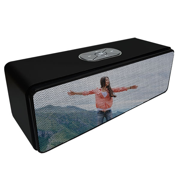 Personalised bluetooth speaker