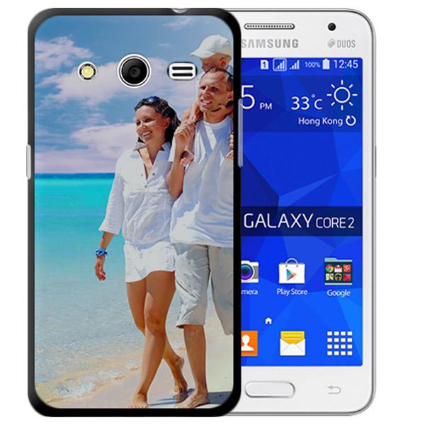 Galaxy Core 2 Hülle selbst gestalten