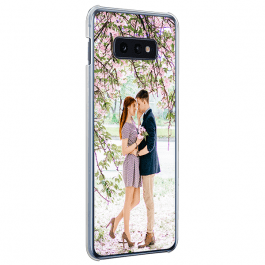 Galaxy S10 E personalised phone case - Hard case