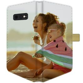 Galaxy S10 E personalised phone case - Wallet case