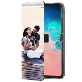 Galaxy S10 personalised phone case - Wallet case