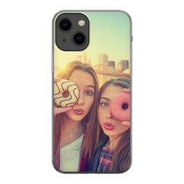 iPhone 13 Mini - Funda Personalizada Blanda