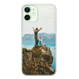 Personalised iPhone 12 case - silicone