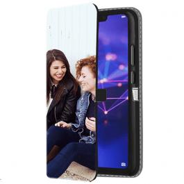 Huawei Mate 20 Lite - Carcasa Personalizada Billetera (Impresión Frontal)