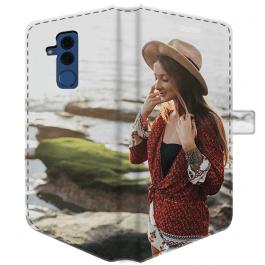 Huawei Mate 20 Lite - Carcasa Personalizada Billetera (Completamente Impresa)