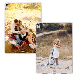 iPad Pro 11 - Carcasa Personalizada Blanda