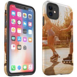 iPhone 11 personalised phone case - Tough case