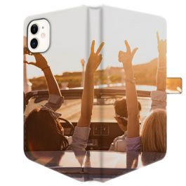 iPhone 11 personalised phone case - Wallet case