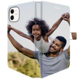 iPhone 12 Personalised Full Printed Wallet Case