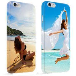 iPhone 6 PLUS & 6S PLUS - Carcasa Personalizada Rígida con Bordes Impresos
