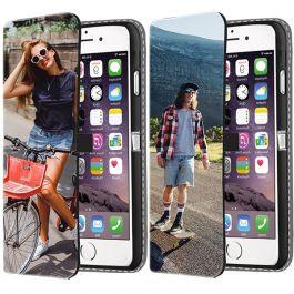 iPhone 7 PLUS & 7S PLUS - Carcasa Personalizada Billetera (Impresión Frontal)