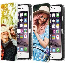 iPhone 7 & 7S - Carcasa Personalizada Billetera (Impresión Frontal)