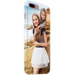 iPhone 8 PLUS - Funda Personalizada Rígida Con Bordes Impresos
