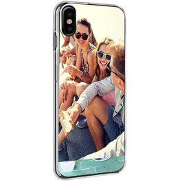 iPhone X - Funda Personalizada Blanda