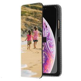 iPhone Xs Max - Carcasa Personalizada Billetera (Impresión Frontal)
