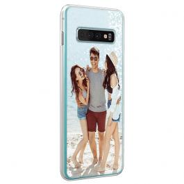 Samsung Galaxy S10 Plus - Carcasa Personalizada Blanda