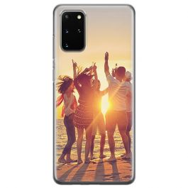 Galaxy S20 Plus personalised phone case - Hard case