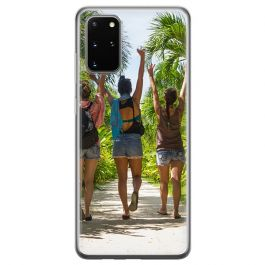 Galaxy S20 Plus personalised phone case - Silicone