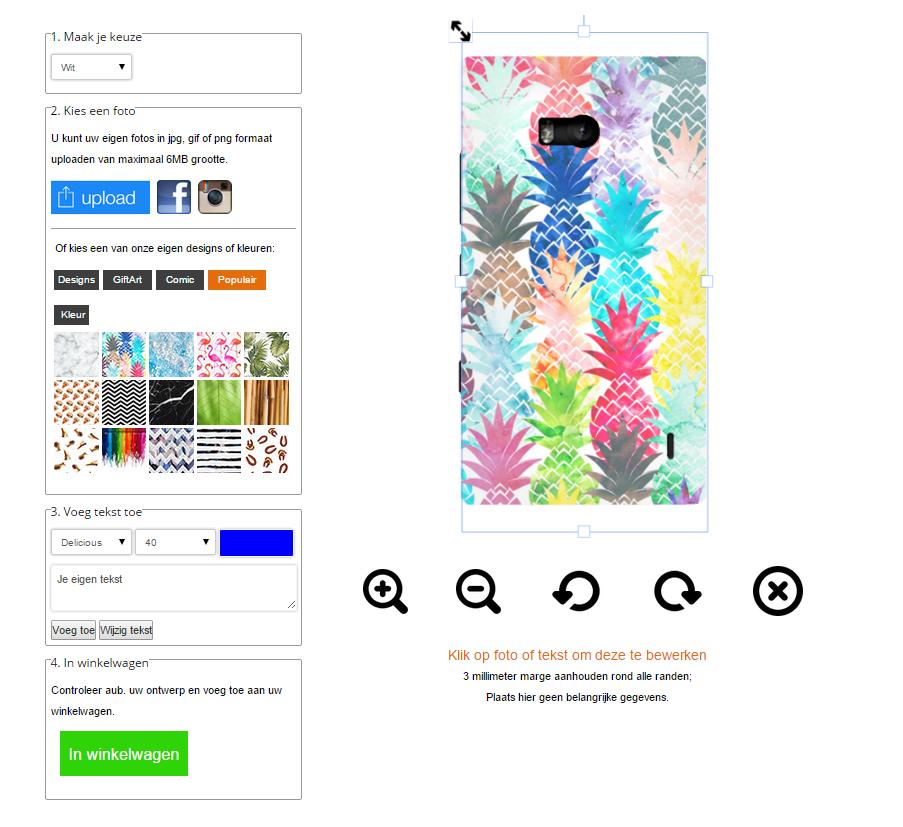 personalized Nokia Lumia 930 case