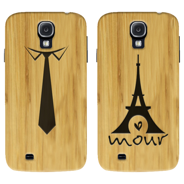 Personalized samsung galaxy s4 engraved case