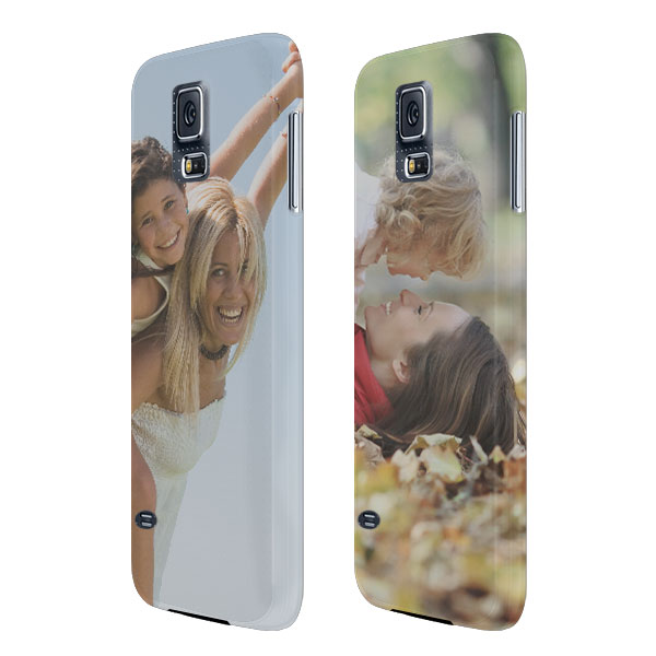Samsung Galaxy S5 Tough Case mit Foto