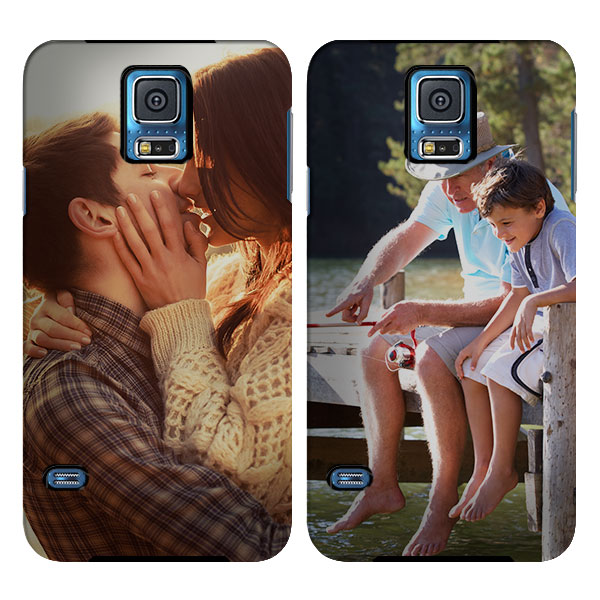 Personalized Samsung galaxy S5 tough case