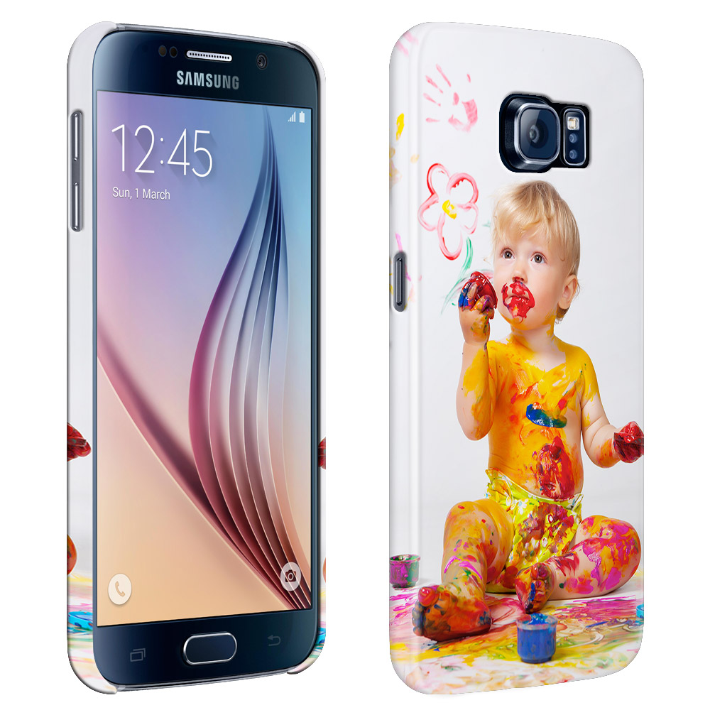Samsung Galaxy S6 full print