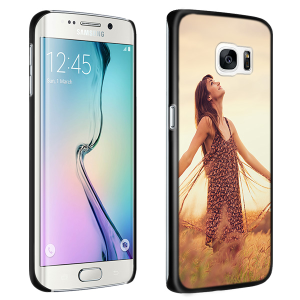 Galaxy S7 Edge Hülle selbst gestalten (Softcase)