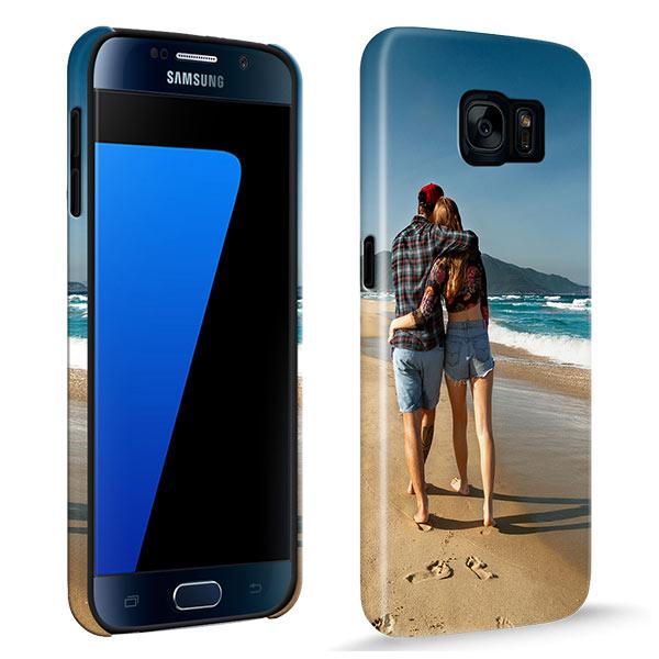 coque personnalisée Galaxy S7imprimée en impression 3D