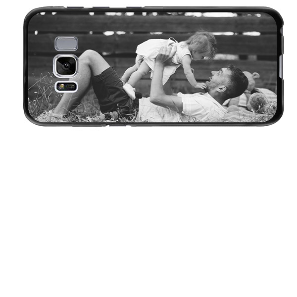 Personalised Samsung Galaxy S8 phone case