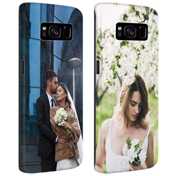 Custom Samsung Galaxy S8 PLUS case full print