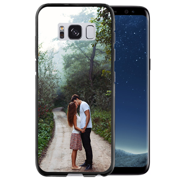 Make your own Galaxy S8 Plus phone case