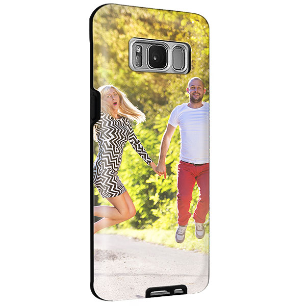 Samsung Galaxy S8 plus case with your own photo