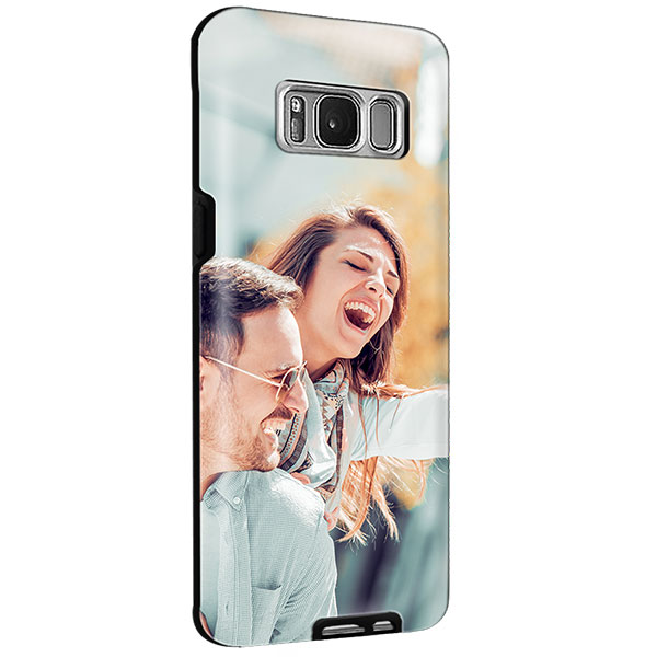 Samsung Galaxy S8 case with photo