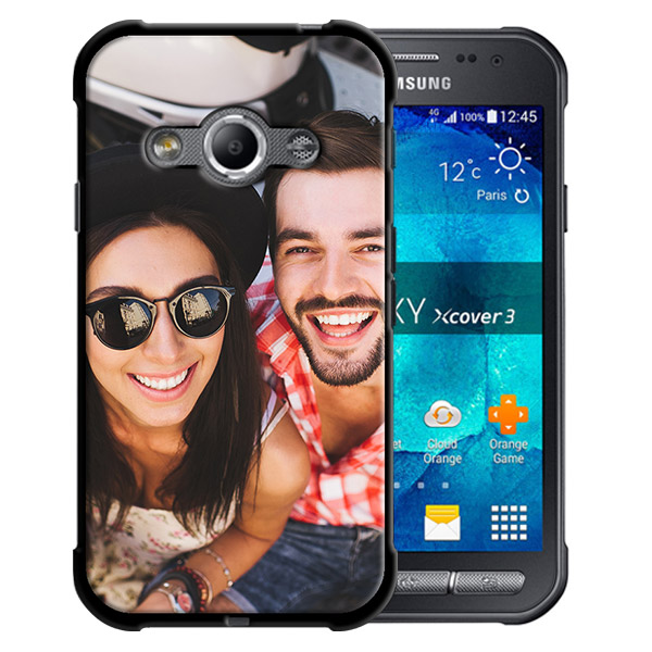 Personalised phone cases for the Samsung Galaxy Xcover 3