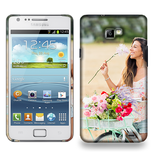 Make your own Samsung galaxy S2 case
