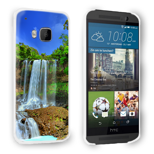 Design your own HTC One M9 case