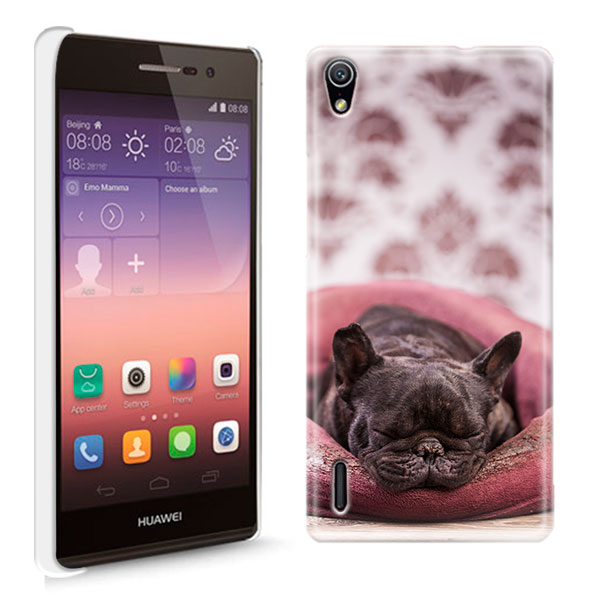Make your own Huawei Ascend P7 hard case