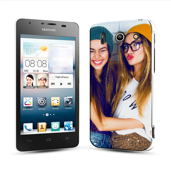 Make a personalised phone case for your Huawei G510
