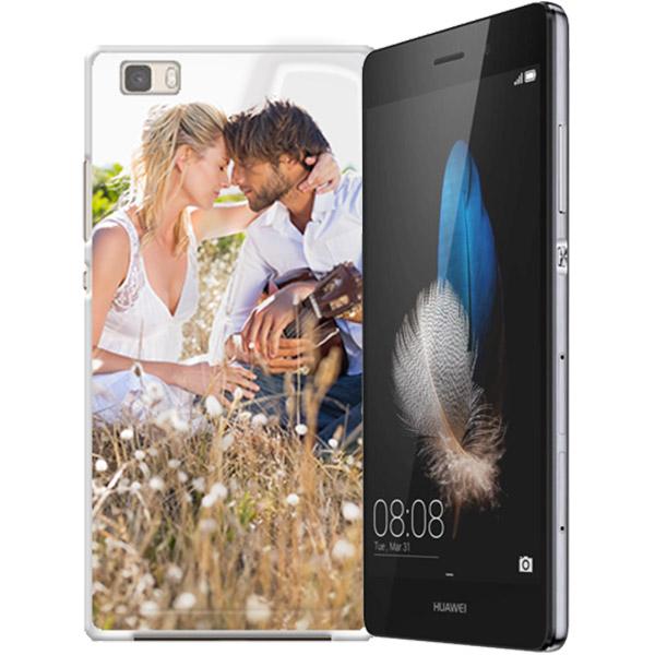 Huawei Ascend P8 Lite Hülle selbst gestalten (Hardcase Handyhülle mit Foto)