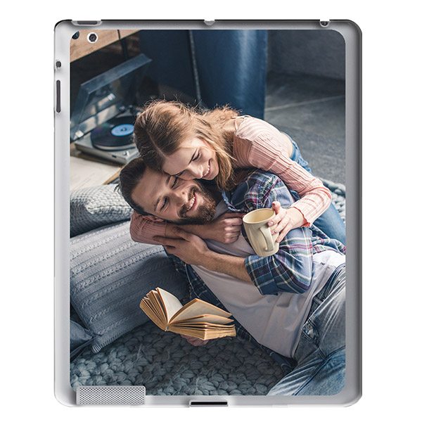 coque personnalisée iPad en silicone