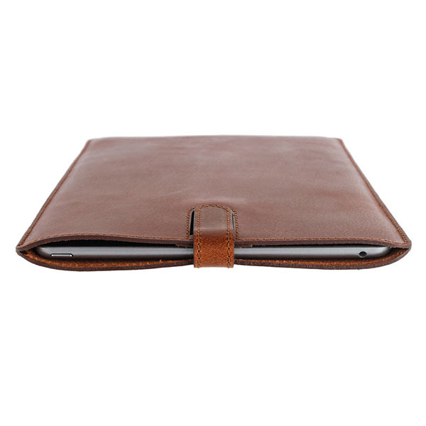 Make your own iPad air leather case