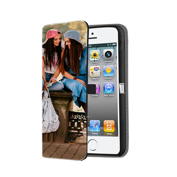iphone 4s case selbst gestalten walletcase mit foto. Black Bedroom Furniture Sets. Home Design Ideas