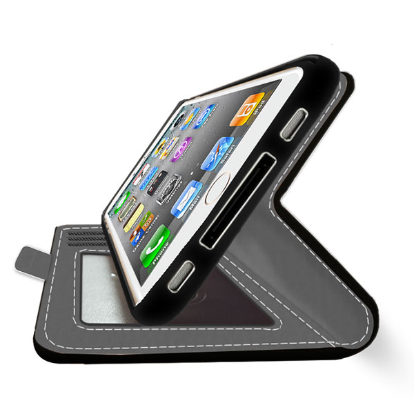 design your own iPhone 4S wallet case