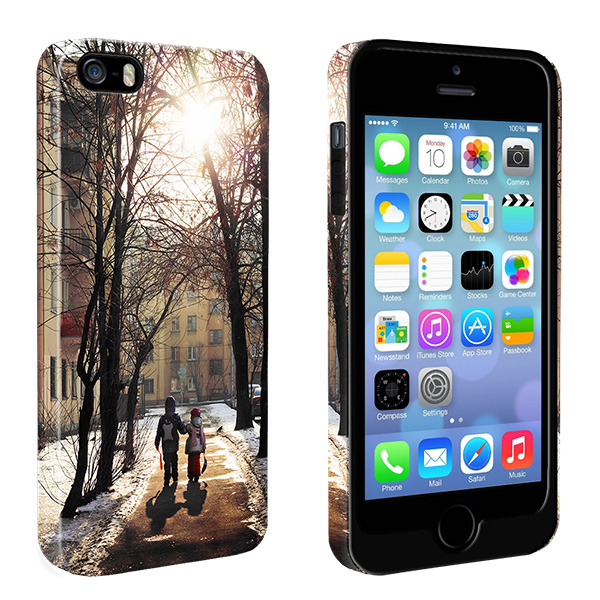 iPhone 5 tough case ontwerpen