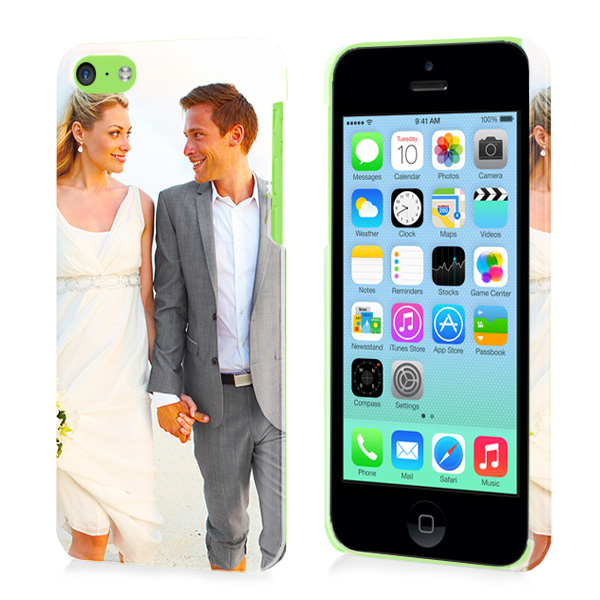 iPhone 5c Case met foto